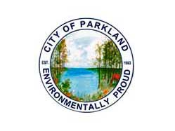 city of parkland logo