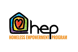 homeless empowerment program logo