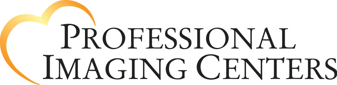 professional imaging centers logo